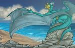 Sea Guardian by Tojo-The-Thief