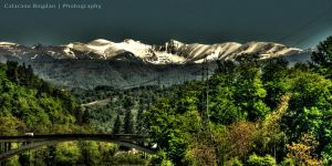 Cold Mountain HDR by HDRenesys