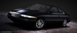 1996 Lincoln Mark VIII by Schaefft
