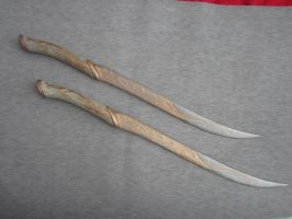 The White Knines - The Lord Of The Rings by DriftWood-Props