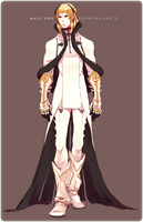 Drakengard 3: Male One by Neire-X