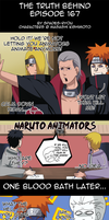 Naruto: The Truth Behind 167 by spades-ryou