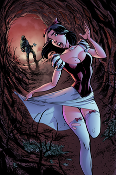 Snow White and the Huntsman by Brianskipper