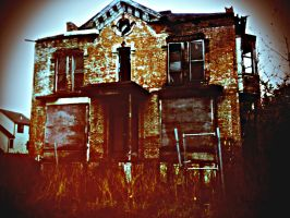 Abandoned in Detroit by jonniedee