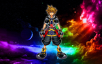 Sora Space by RedSoul77