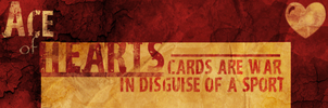 Cards are War by echosoflife
