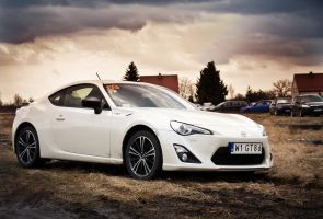 GT86 by redsunph