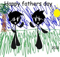 Happy Father's Day by CrystalLightHF