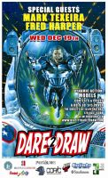 Dare2Draw with Guests Fred Harper and Mark Texeira by Dare2Draw
