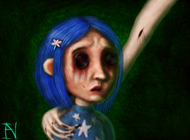 coraline by Ian-exe
