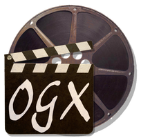 Steampunk Victorian Video OGX file Icon by pendragon1966