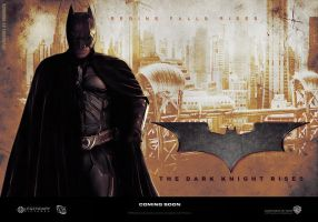 THE DARK KNIGHT RISES by rashad25