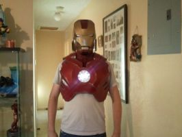 Helmet done and new Arc by Kolin-Roberts
