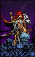 Red Sonja by wilson-go