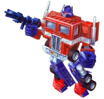 iga optimus prime box art by minibot-gears