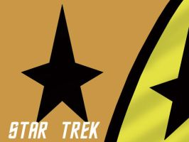 New TREK Wallpapers, 1 of 3 by Carthoris