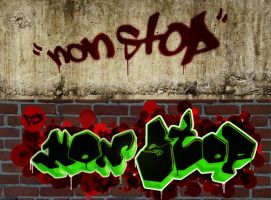 Hip Hop Non Stop by TheFrez