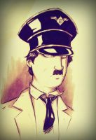 Hail Chaplin by COLOR-REAPER