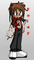 Mick Foley Sonic Style by sonamy-666