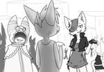 Canvas Tale Panel 116 by Mystical-Kitsune