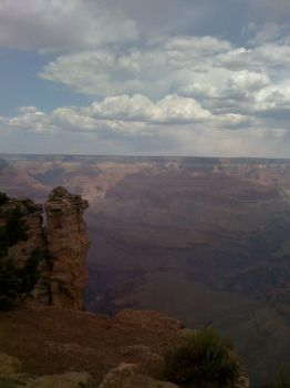 Vertical Grand Canyon by Furious-Smile