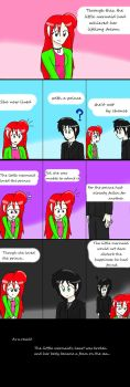 The Little Mermaid (TDOR Project 2014) Pg 4 of  5 by DaphneHughes
