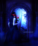Hide in the Shadows by MysticSerenity