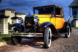 Clyde's 1930 Ford Model T by efcooper