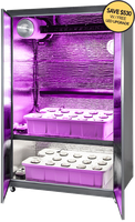 Use Hydroponic Grow Box for Proper Growth of Plant by jerrythomas8900