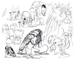 sketchdump_2 by oO-Kir-Oo