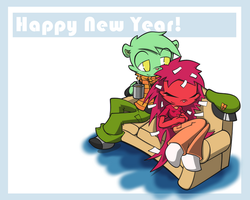Happy new year! - Cozy Together by BlindSnipeFreeLancer