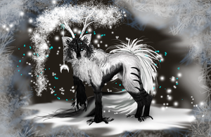 Winter, I'll miss you... by Blackwolfpaw