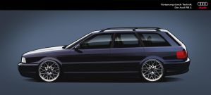 Audi RS2 by Marko0811
