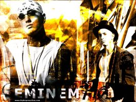 Eminem wallpaper by klik