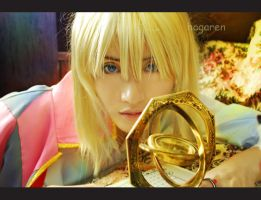 Howl's Moving Castle by 0hagaren0