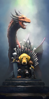 Game of Bones by IluvRice