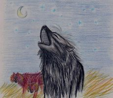 WolfHounds by alisiadragoon