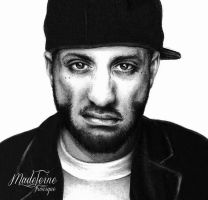 R.A. THE RUGGED MAN by madeleineironique