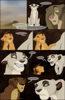 The Haunted Wing Page 17 by KoLioness