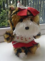 UCLan Tiger by AshFantastic