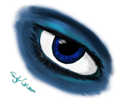 Eye Was Bored Again by SylarGrimm