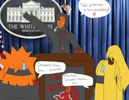 Tobi for President by secretsheik