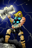 Ultimate Thor by portfan