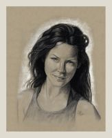Evangeline Lilly from Lost by PrincessTigerLili