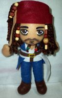 Captain Jack Sparrow by TashaAkaTachi