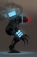Robot by MiG-05