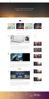Starfall - Wordpress Blog/Magazine Theme by Steph1611