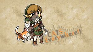 CATS Everywhere by DonSaqqu