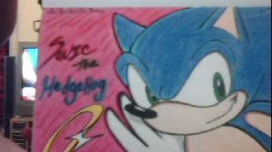sonic the hedghog web com by SONICJENNY