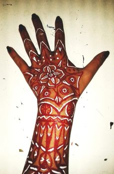 Hand by meralc